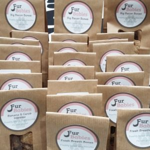 Fur Babies handmade dog treats