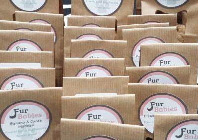 Fur Babies handmade dog treats