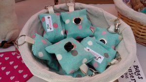 fur babies handmade dog poo bag holders