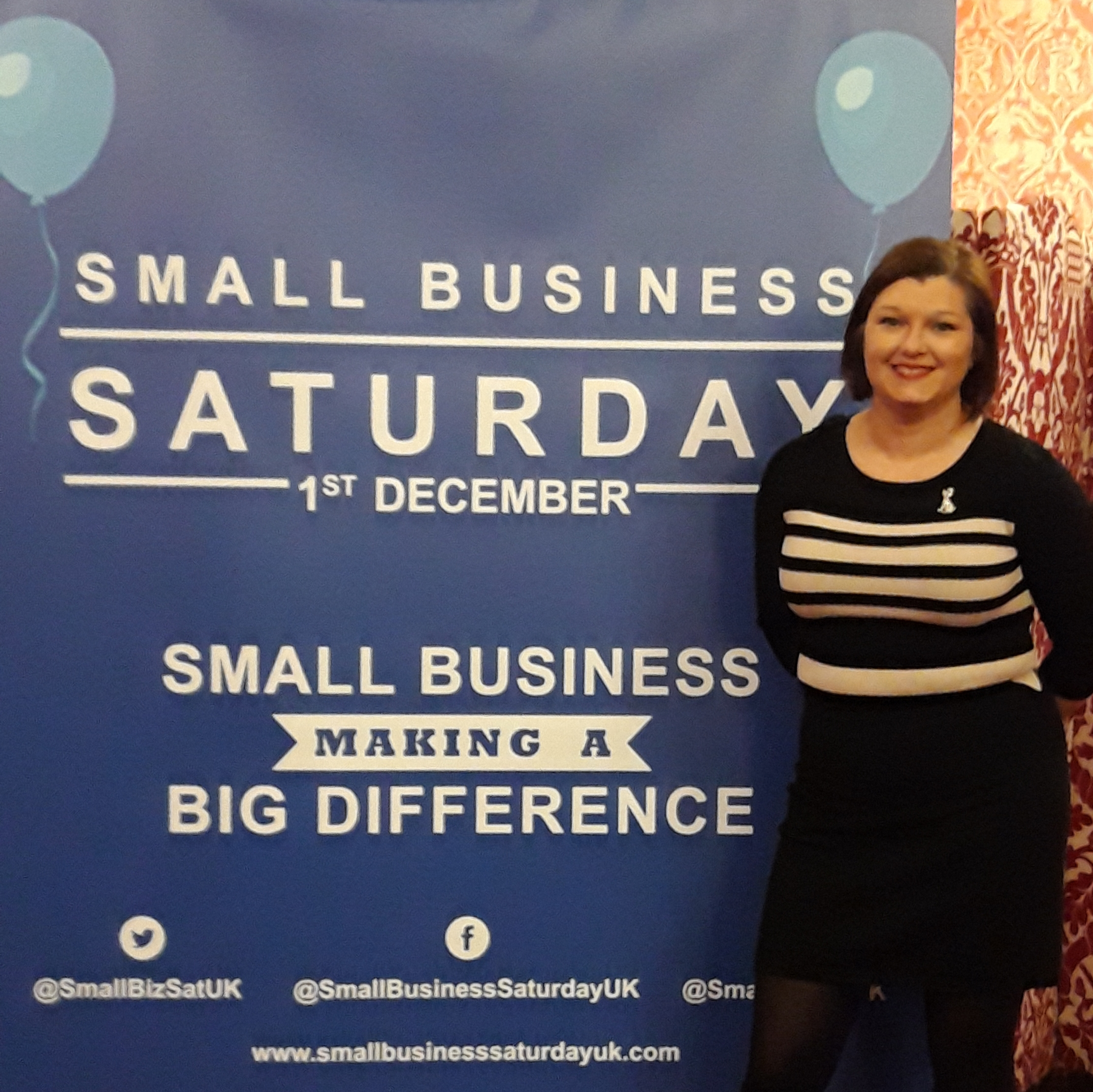 Fur Babies Small Business Saturday Small Biz 100 House of Lords reception