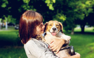 Good fur the soul – The benefits of Therapy Dogs