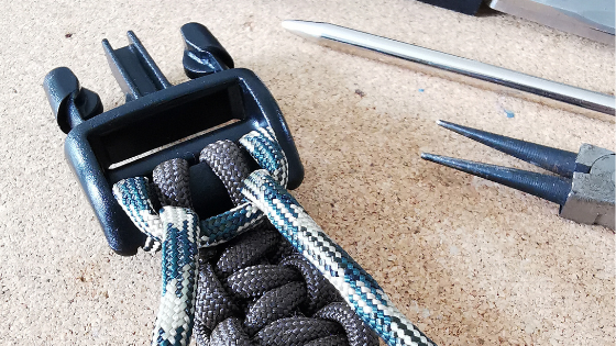 Perfect paracord dog collars